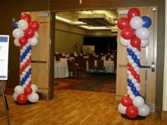 Corporate balloons Nashville, Corporate Balloons Paducah, Corporate balloons Western Kentucky